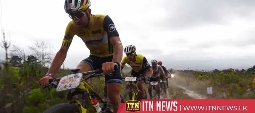 Schurter and Forster extend lead in Cape Epic mountain bike race