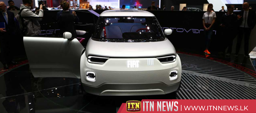 Retro-chic electric designs, a successful trend at Geneva Motor Show