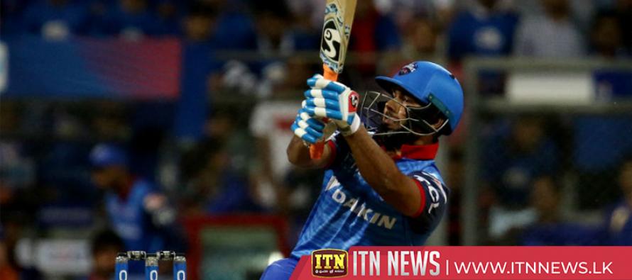 Sensational Rishabh Pant fires Delhi Capitals to emphatic win