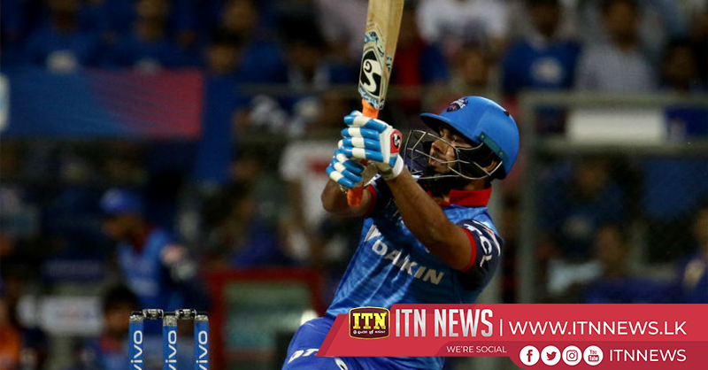 Sensational Rishabh Pant fires Delhi Capitals to emphatic win