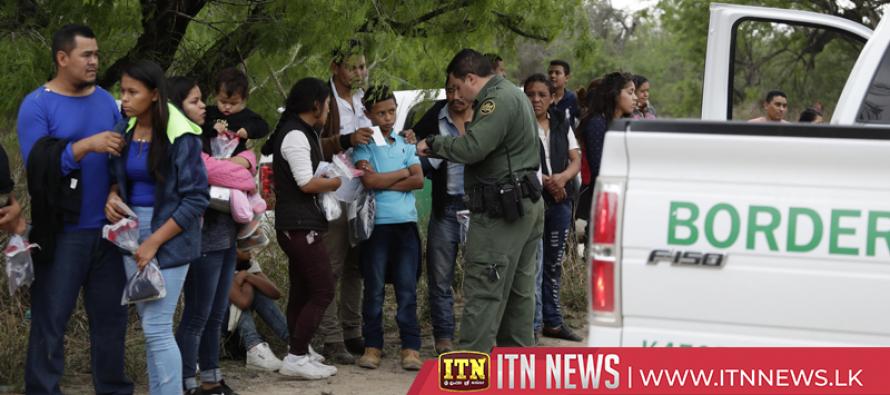 U.S. border facing unprecedented crisis – CBP official