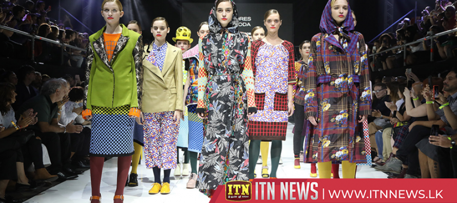 Argentine designers debut collections at Buenos Aires Fashion Week