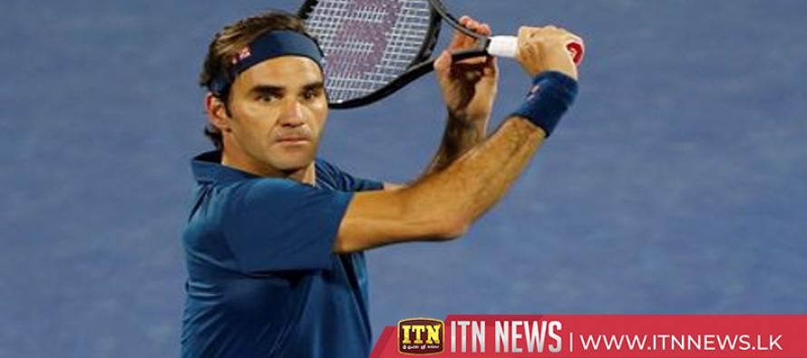 Federer beats Tsitsipas in Dubai to claim 100th title
