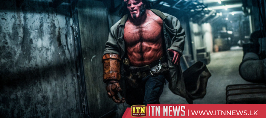 """""""Hellboy"""" set to be released next month"""