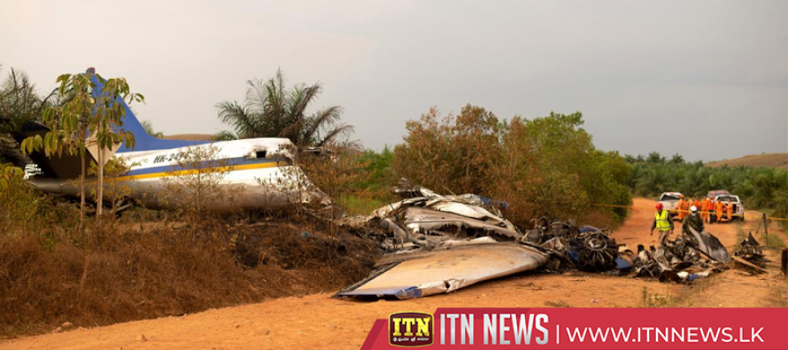 Fourteen killed in Colombia plane crash