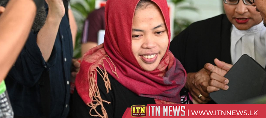 Malaysia court drops murder charge against Indonesian Siti Aisyah in Kim Jong Nam case