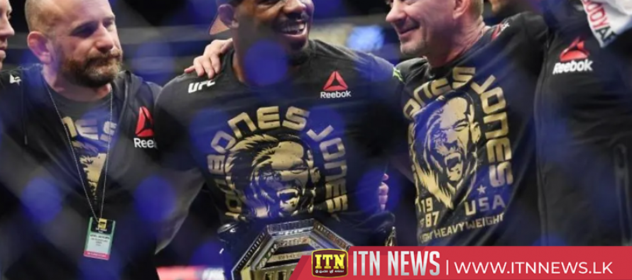 Jones retains title, Usman first Africa-born champ