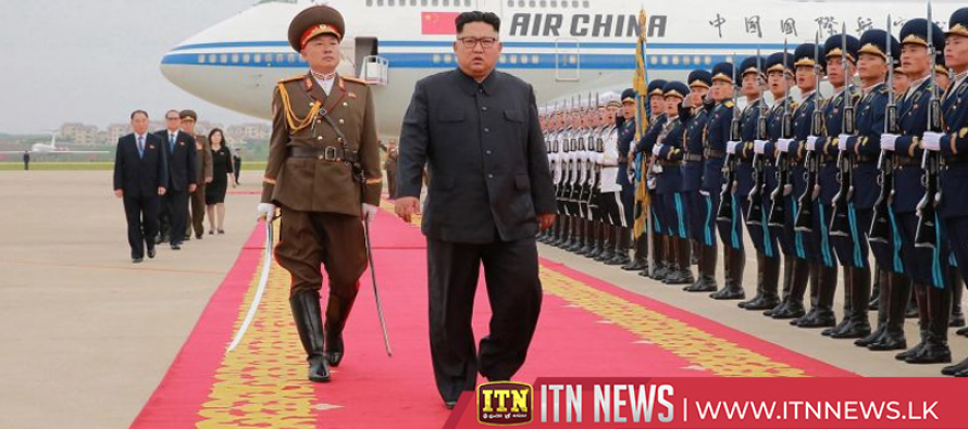 North Korea's Kim Jong Un returns to Pyongyang after summit