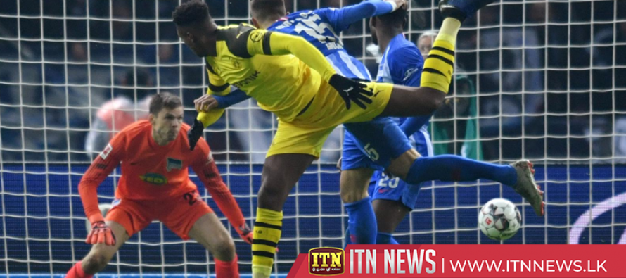 Late Reus goal completes 3-2 comeback win for Dortmund