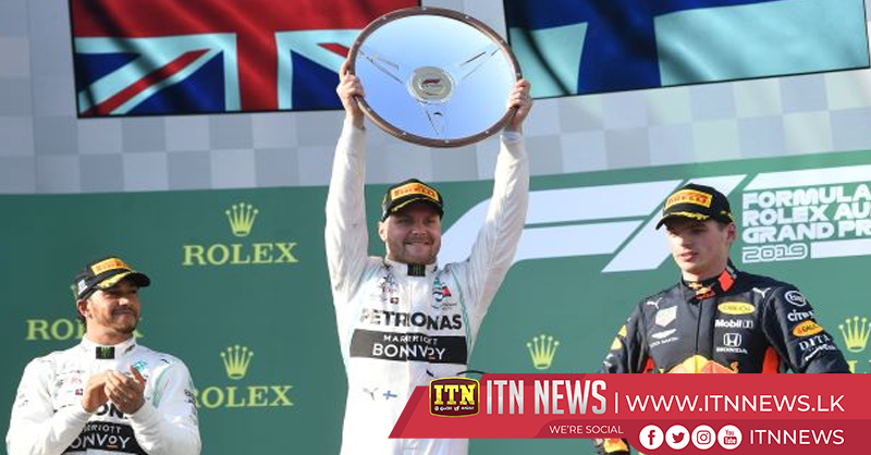 Bottas and Mercedes dominate Australian opener