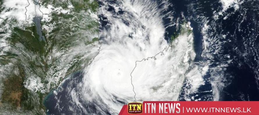 Mozambique braces for 'worst-case scenario' storm