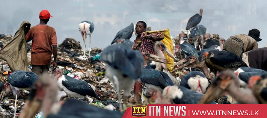 Awash with plastic bottles and lacking a law, Kenya struggles to recycle