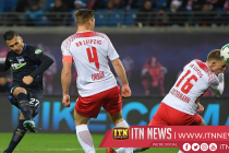 RB Leipzig thrash Hertha Berlin 5-0