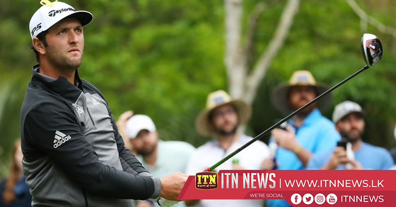 Rahm fires third round 64 to grab lead over McIlroy and Fleetwood; Power aces 3rd hole