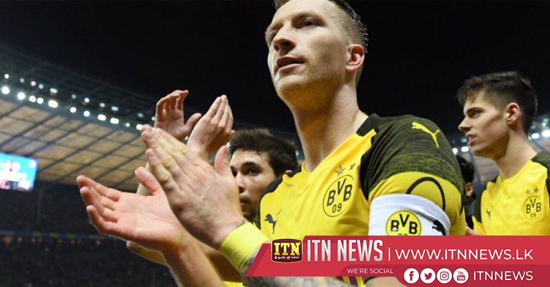 Late Reus goal completes 3-2 comeback win for Dortmund