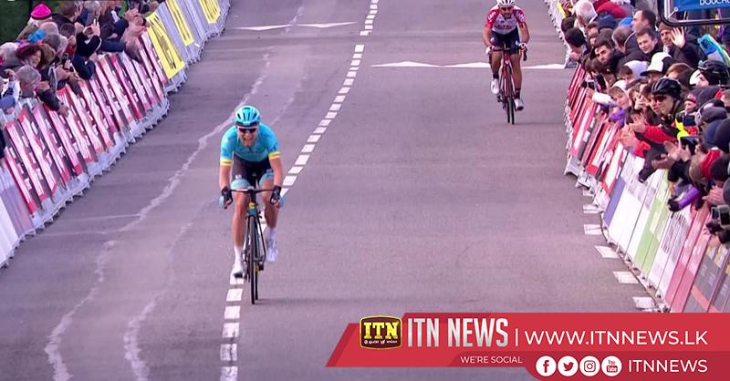 Nielsen wins stage 4 of Paris-Nice, Kwiatkowski takes overall lead
