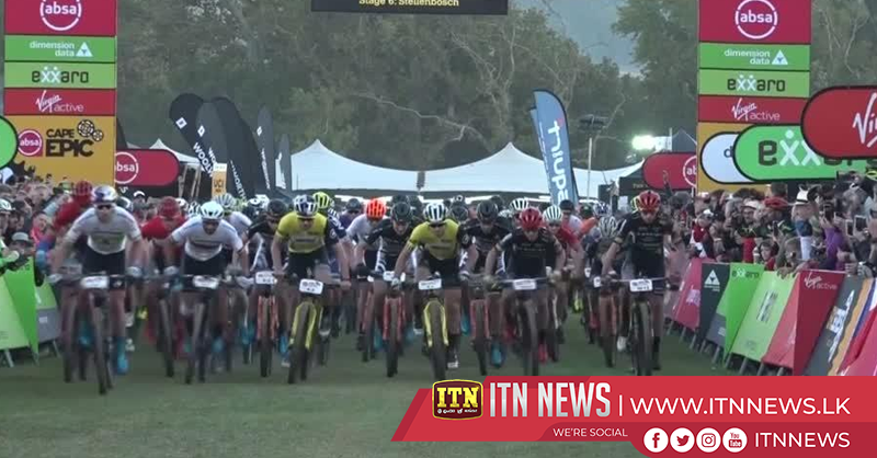 Schurter and Forster shore up lead in Cape Epic mountain bike race
