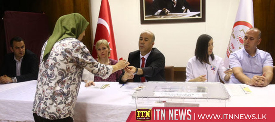 Voting begins for local polls in Turkey