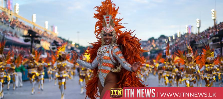 Mardi Gras festivities take over New Orleans