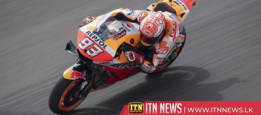 Marquez takes pole for Argentina MotoGP