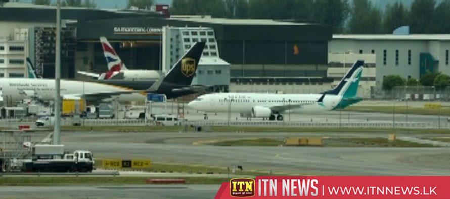 போயிங் 737 ரக விமானம் தடை