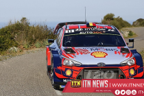 Puncture sees Tanak lose rally lead, Neuville ahead