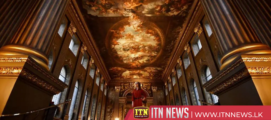'Sistine Chapel of the UK' re-opens in London after works