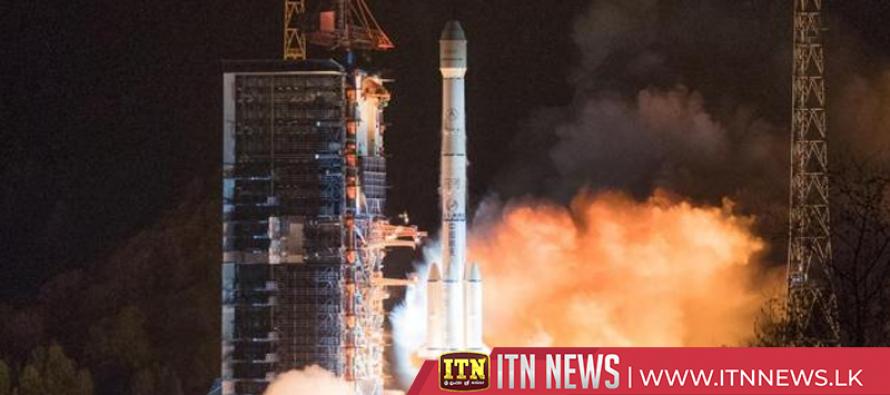 """China launches new communications satellite """"ChinaSat 6C"""""""