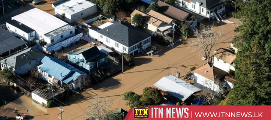 Northern California towns still cut off as floodwaters recede