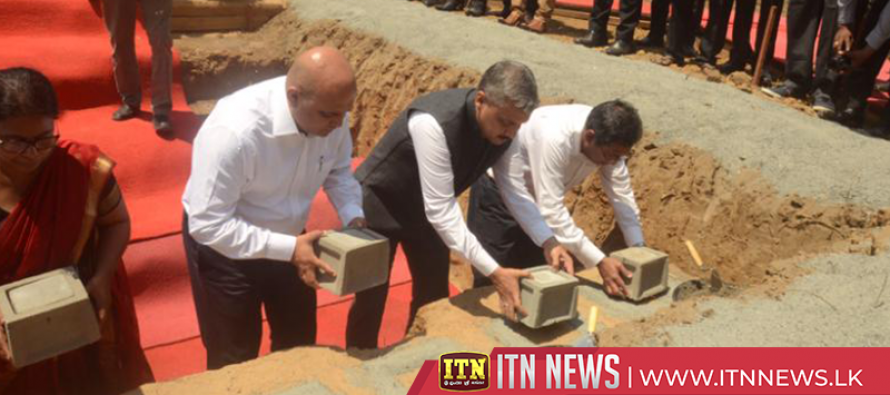 Sri Lanka's first Agriculture Cold Storage Complex