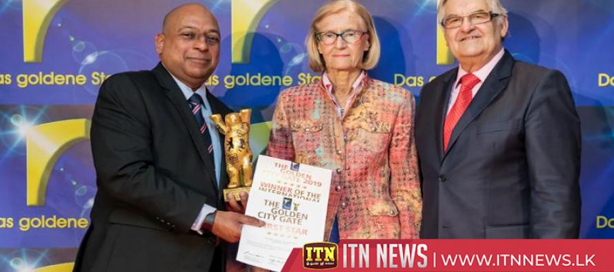 ஸ்ரீ லங்கன் விமான சேவைக்கு மூன்று சர்வதேச நட்சத்திர விருதுகள்