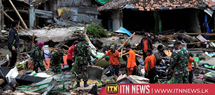 Indonesia stepping up rescue, search for people missing in flood