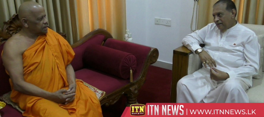 Speaker calls on chief prelates of Asgiriya and Ramagnna chapters
