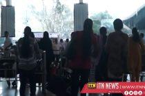 குவைத்தில் தங்கியிருந்த இலங்கை பணிப்பெண்கள் 30 பேர் மீண்டும் தாயகத்திற்கு