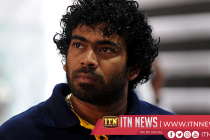 Malinga who took four wickets at the IPL and became a hero