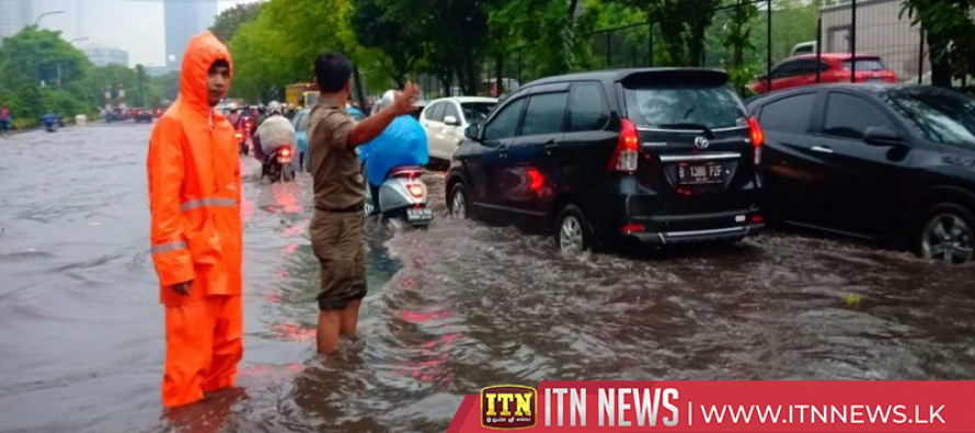 Deadly flash floods hit Indonesia