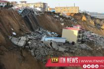 சீனாவில் ஏற்பட்ட மண்சரிவு அனர்த்தத்தில் 11 பேர் பலி