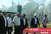 Prime Minister atHambantota Port