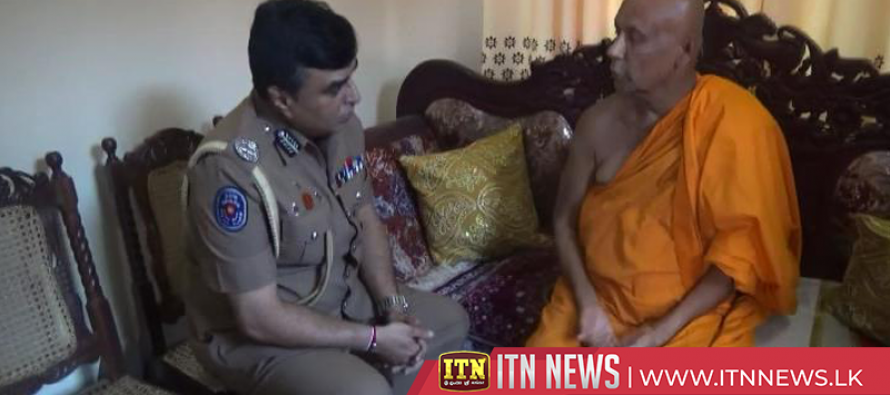Maha Sangha laud the programme mooted to crackdown on narcotics