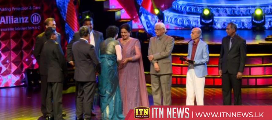 ITN wins many awards at Raigam tele awards