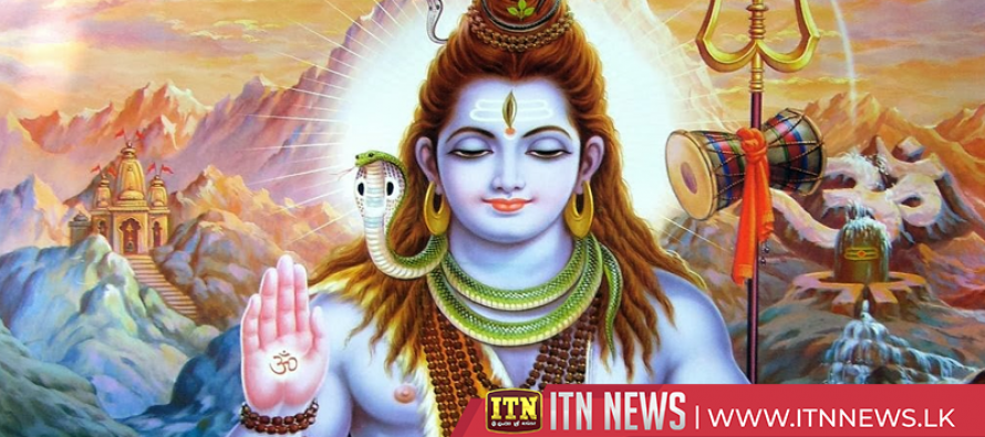 Hindu devotees in many countries throughout the world celebrate the Mahashivarathri Day today