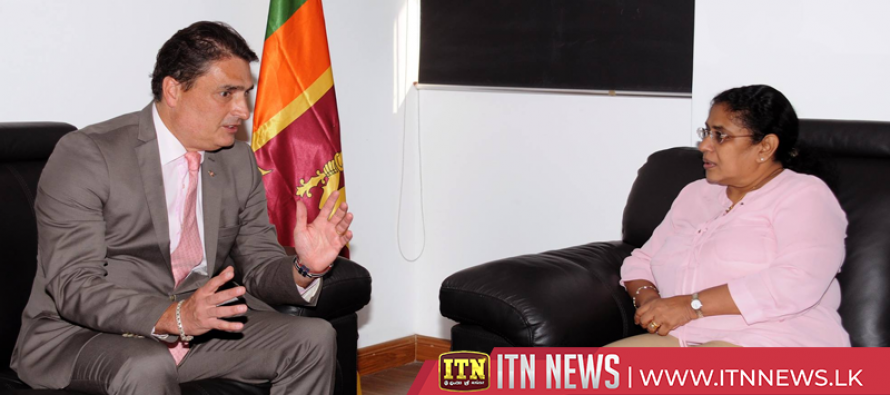 Swiss Ambassador lauds initiatives taken by Sri Lanka to ensure the protection of the independence of the judiciary