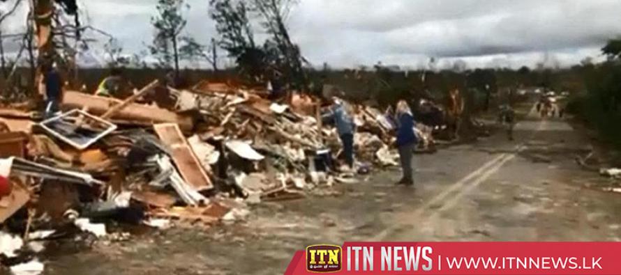 At least 23 dead in Alabama tornado -sheriff