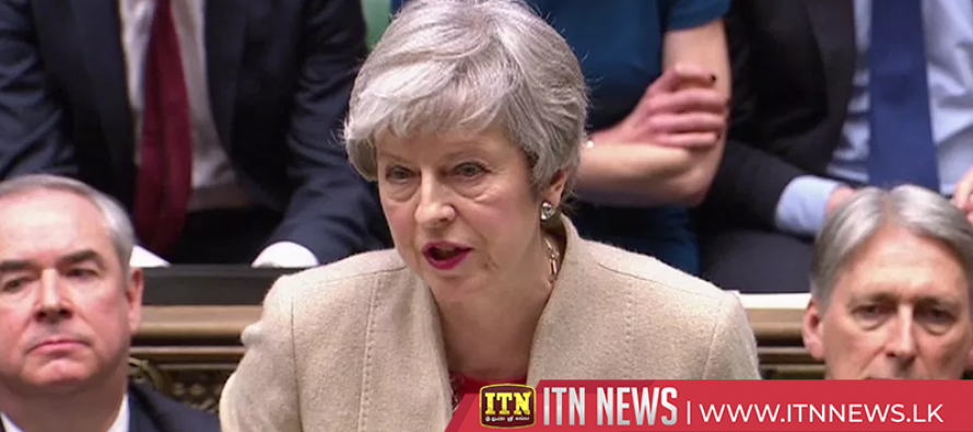 Theresa May's Brexit deal rejected for 3rd time