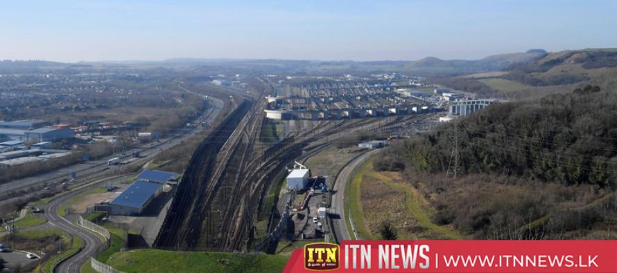 "UK to pay Eurotunnel 33 million pounds to settle ""secretive"" deals case"