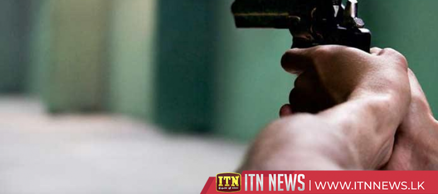 Two die and another is injured in a shooting in Moratumulla