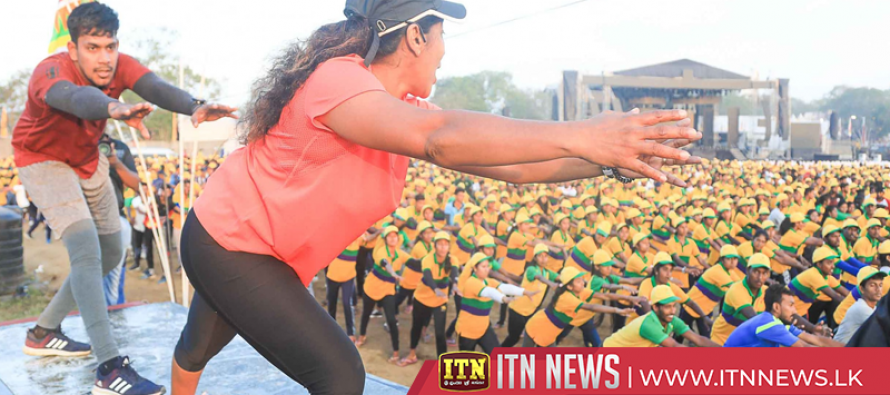 Yovun Puraya progressing successfully on a grand scale