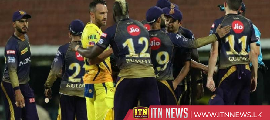 CSK Crush KKR In A Low-Scoring Encounter To Go Top Of The Table
