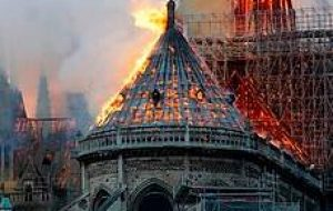 France Is Burning