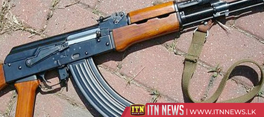 Weapons found in Wanathavilluwa